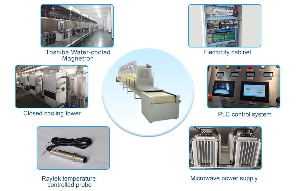 Fabricant de matériel de stérilisation par micro-ondes