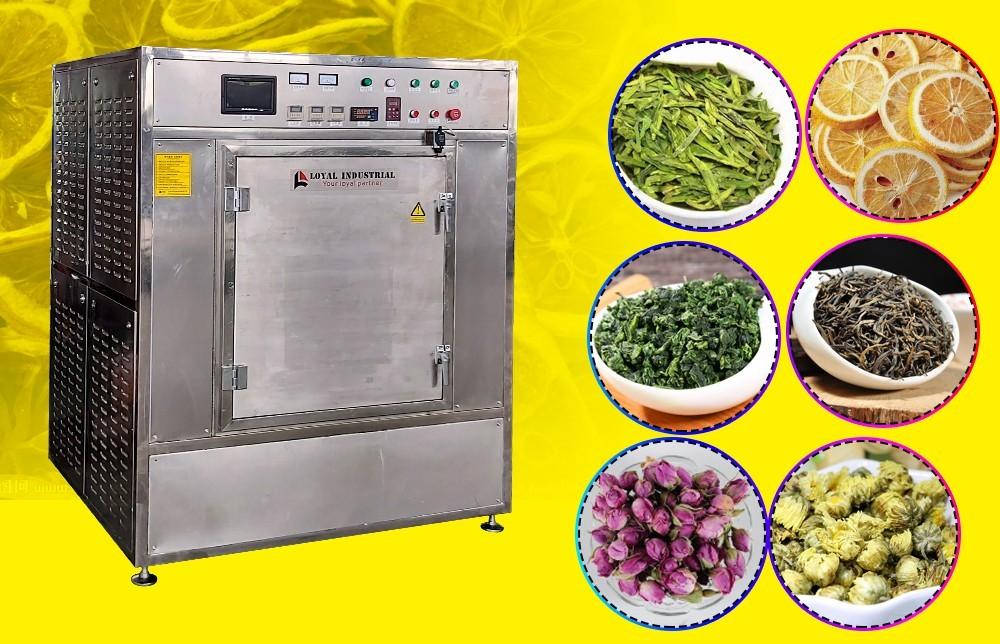 Fabricant de machines industrielles de séchage de légumes