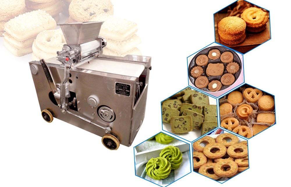 processus des machines automatiques à fabriquer des cookies