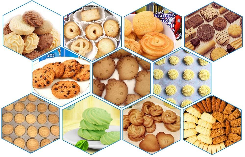 prix des machines automatiques à fabriquer des biscuits