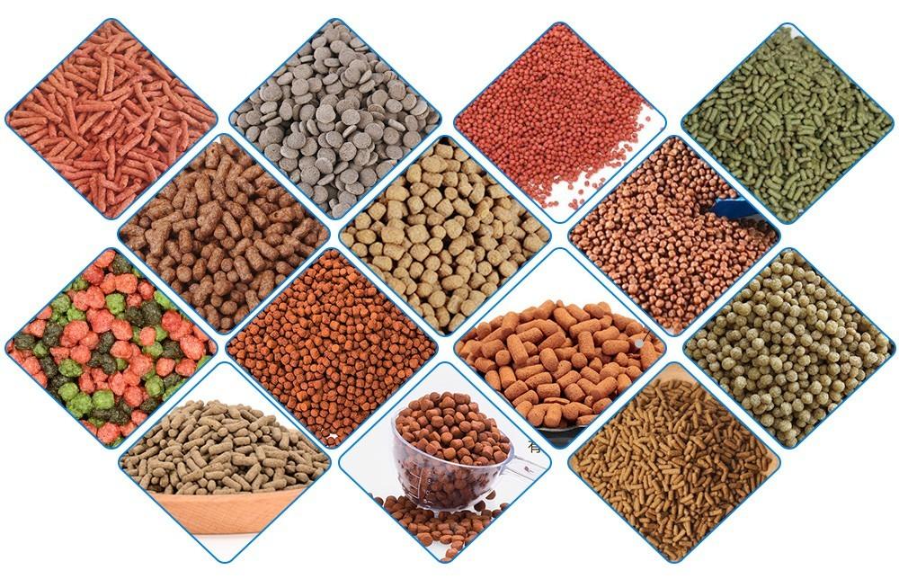 prix des machines de fabrication d'aliments pour poissons