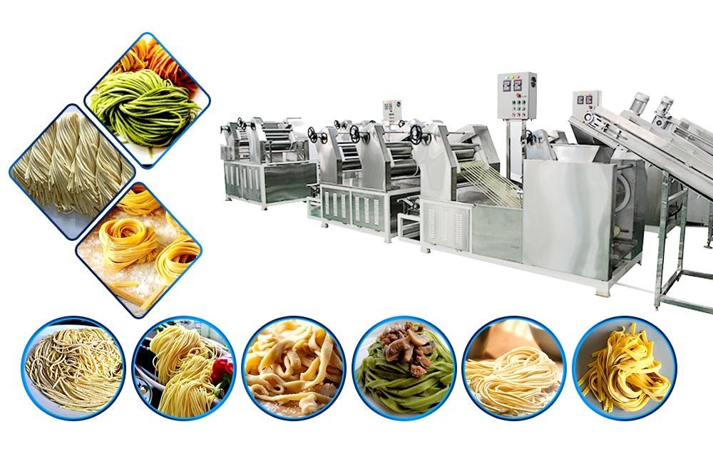 prix des machines automatiques industrielles de fabrication de nouilles