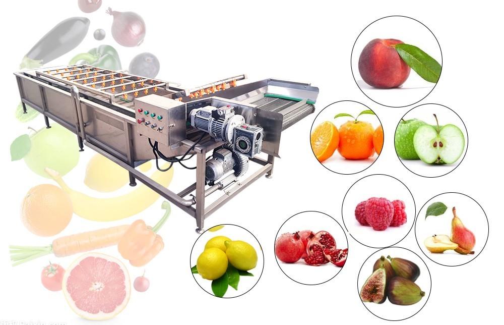 prix des machines à laver industrielles pour les fruits et légumes