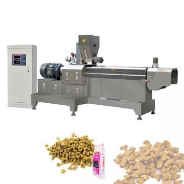 Machine d'extrusion d'aliments pour animaux