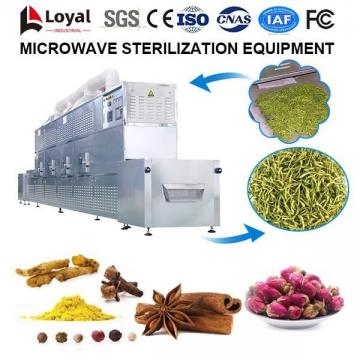 Équipement de stérilisation par micro-ondes