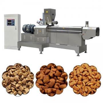Machine d'extrusion d'aliments pour animaux