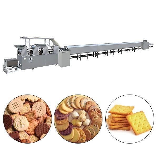 Machines à fabriquer des biscuits entièrement automatiques #1 image