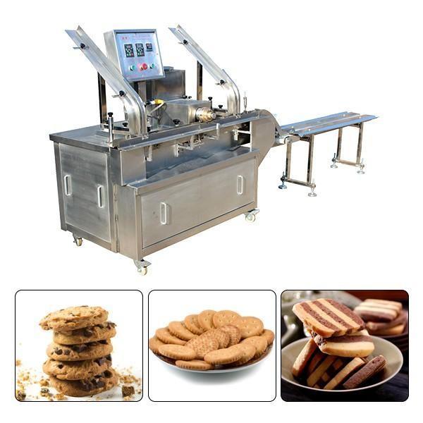Machines à fabriquer des biscuits entièrement automatiques #3 image
