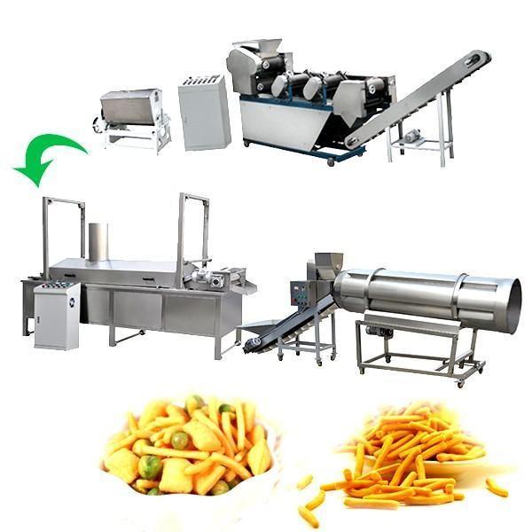 Distributeur de snacks à base de pâte frite #1 image