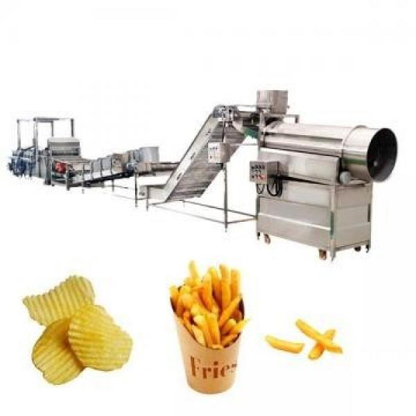 Ligne de production automatique de pommes de terre en chips #1 image