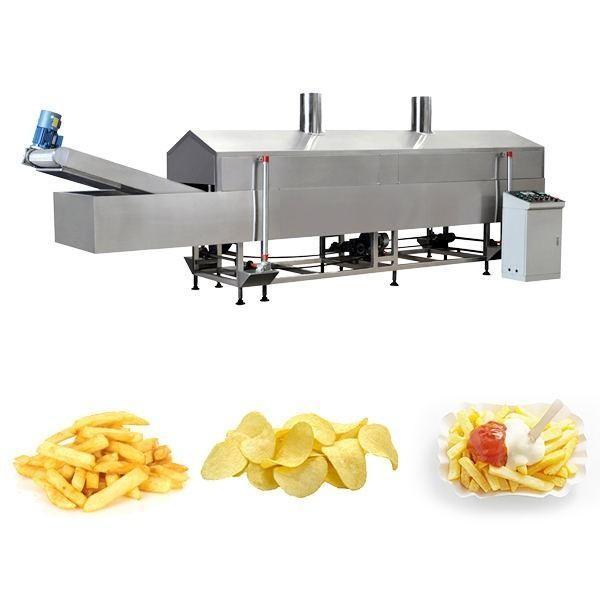 Ligne de production automatique de pommes de terre en chips #2 image