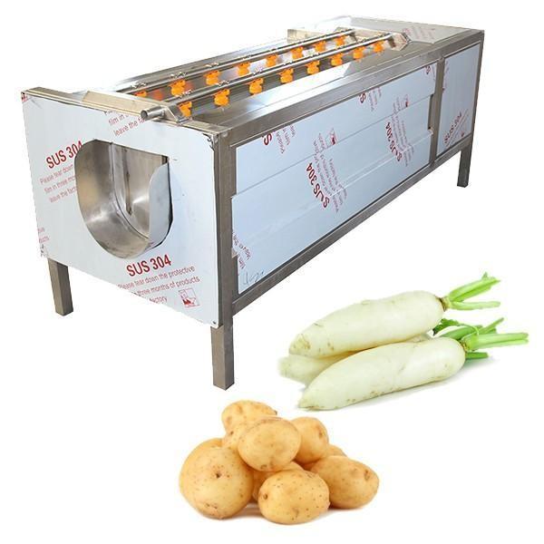 Machine à laver à brosse à légumes #4 image
